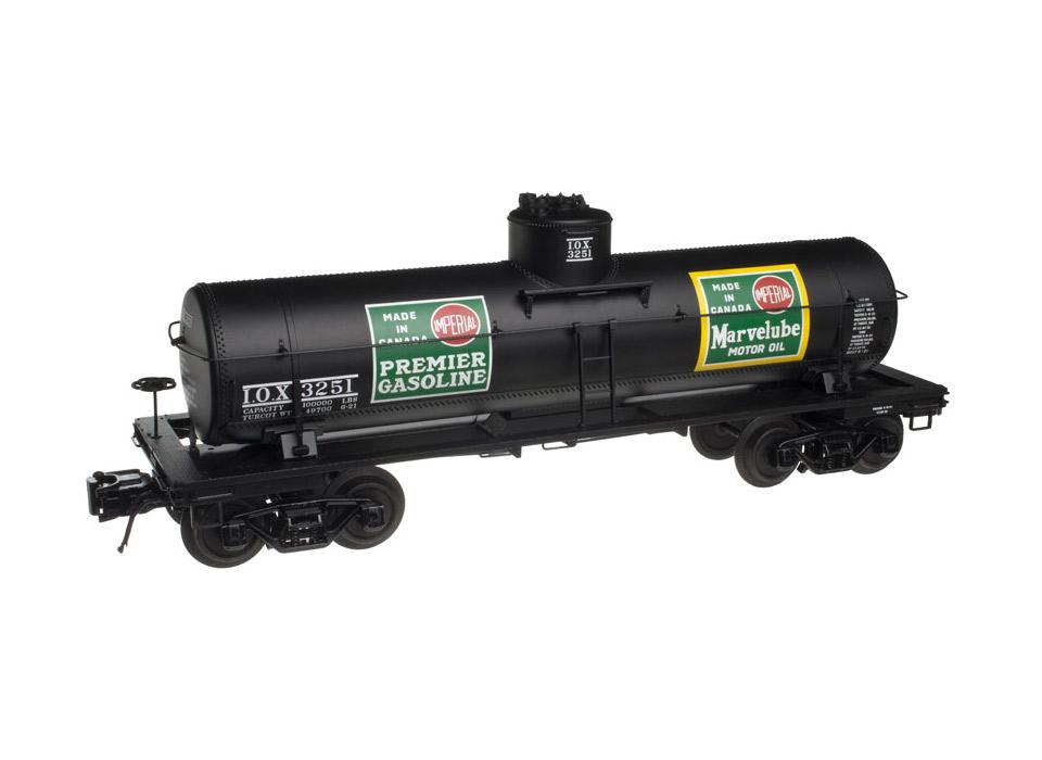 2014Imperial Oil Marvelube tank car-960