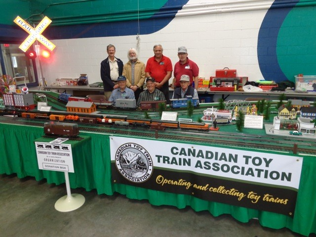 CTTA Island Group at the Esquimalt Sports Centre for Buccaneer Days, 2013