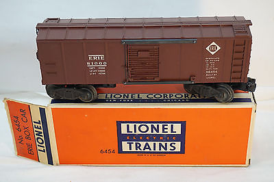 Lionel 6454-erie-box-car-with-box