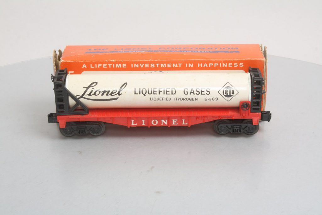 Lionel 6469 Liquified gas car