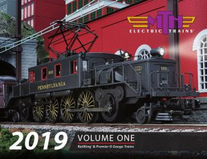 MTH Volume 1 2019 O gauge catalog