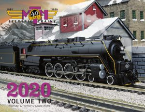 MTH O gauge 2020 Volume 2 catalog